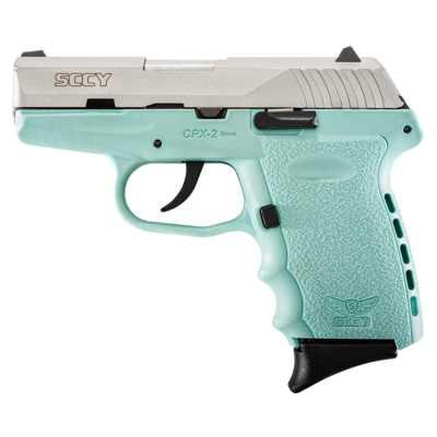 SCCY CPX-2 9mm Handgun