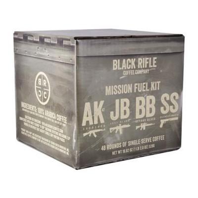 Black Rifle Coffee Company Mixed Coffee Rounds