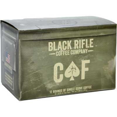 Black Rifle Coffee CAF Coffee Rounds