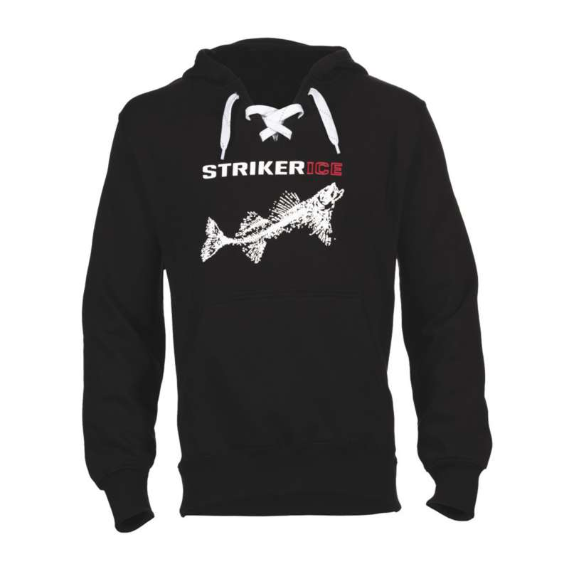 Men's Striker Ice Logo Hoodie