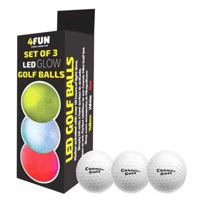B4 Adventure LED Glow Golf Balls