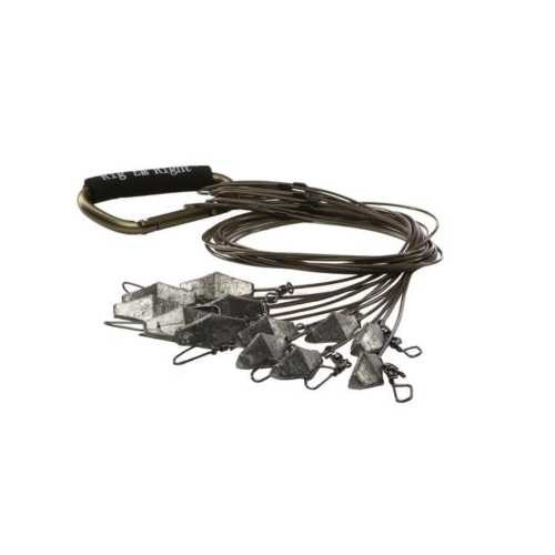 Rig'Em Right Xtreme Coated Cable Decoy Anchors