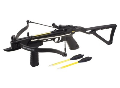 Tactical Crusader The Seeker Full Stock Crossbow