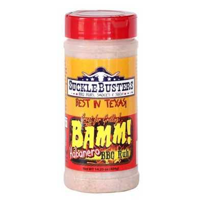 SuckleBusters Bamm Habanero BBQ Rub