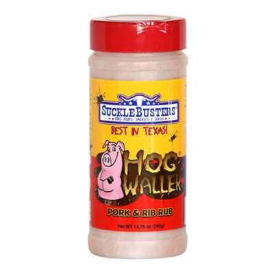 SuckleBusters Hog Waller Pork and Rib BBQ Rub