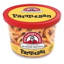 Von Hanson's Seasoned Pretzels