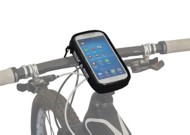 BiKASE Handy Andy 5 Smart Phone Pouch Bike Mount