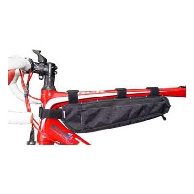 BiKASE Long John Frame Bag