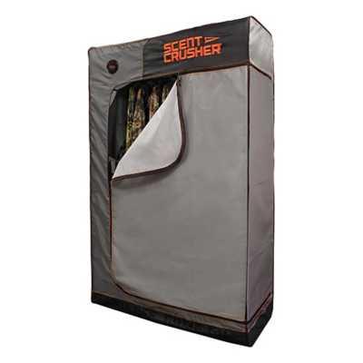 Scent Crusher Ozone Locker