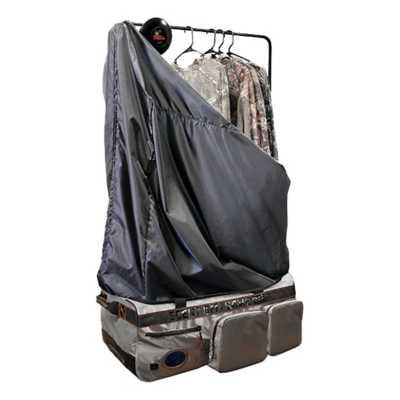 Scent Crusher Covert Popup Closet