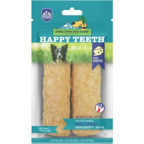 Himalayan Pet Happy Teeth Cheese Dog Chew