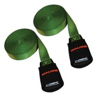 Malone Paddle Gear 15' Load Strap 2 Pack