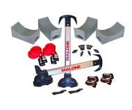 Malone Paddle Gear Stax Pro2 Rack