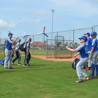 HECOstix Baseball Trainer