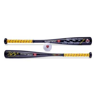 SweetSpot Baseball Junior Plastic Bat Combo