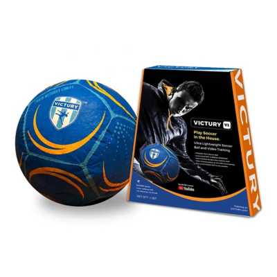 Ollyball Victury V1 Indoor Soccer Ball