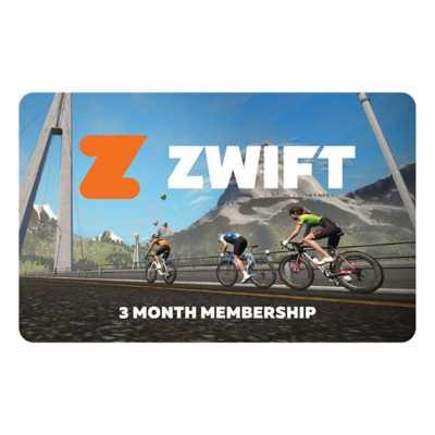 Zwift Membership Card - 3 Month