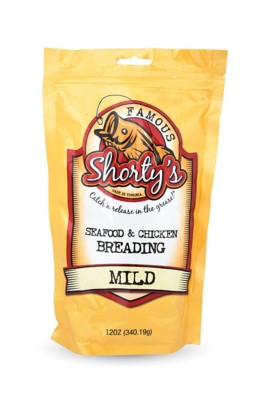 Shorty's Famous Breading