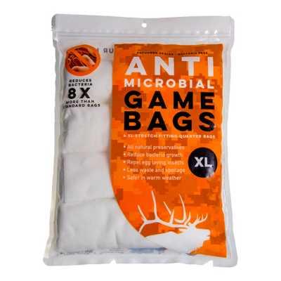 Koola Buck Extra-Large Anitmicrobial Elk Game Bags 4-Pack