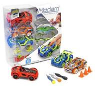 Modarri Deluxe Car 3 Pack