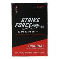 Strike Force Energy Beverage Enhancer 10 Pack
