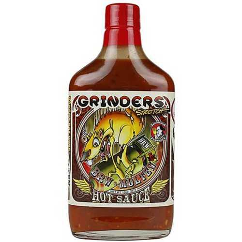Grinders BRW Molten Hot Sauce
