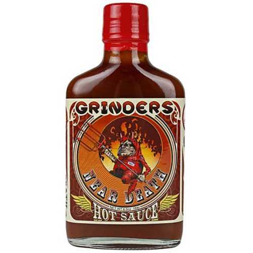 Grinders Near Death Hot Sauce