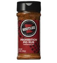 Bootleg Prohibition Pig Rub