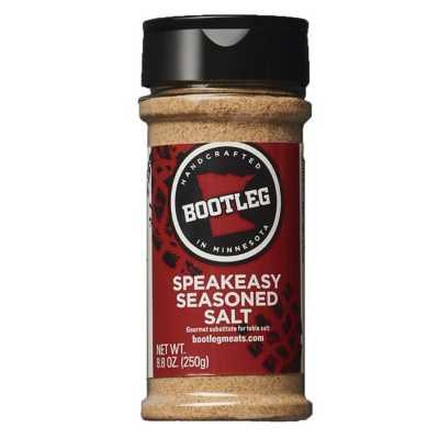Bootleg Speakeasy Seasoned Salt