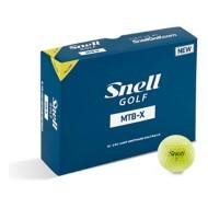 Snell Golf MTB X Golf Ball