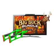 Big Buck hunter Video Game Bundle