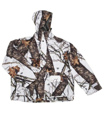 Men Wildfowler Outfitter Cover-Up Parka