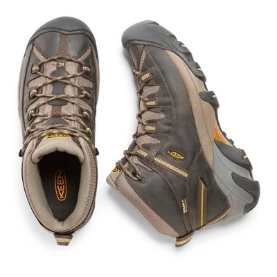 dc48961de3b ... Black Olive Golden Yellow Tap to Zoom  Men s KEEN Targhee II Mid Hiking  Boots