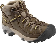 Men's KEEN Targhee II Mid Hiking Boots