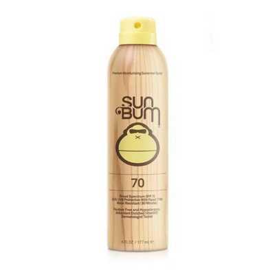 Sun Bum SPF 70 Original Spray Sunscreen - 6 oz