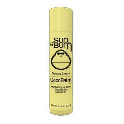 Sun Bum CocoBalm Banana Cream Lip Balm
