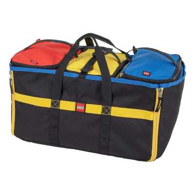 LEGO 4-Piece Organizer Tote and Plat Mat