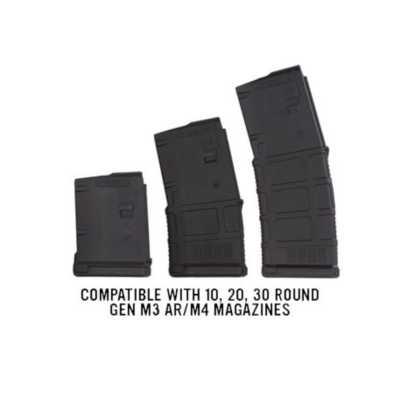 Magpul Minus 5 Round Limiter PMAG AR/M4 Gen M3 3 Pack