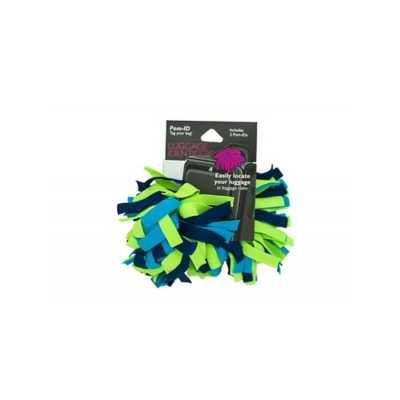 Pomchies Wild Thing Luggage Identifiers