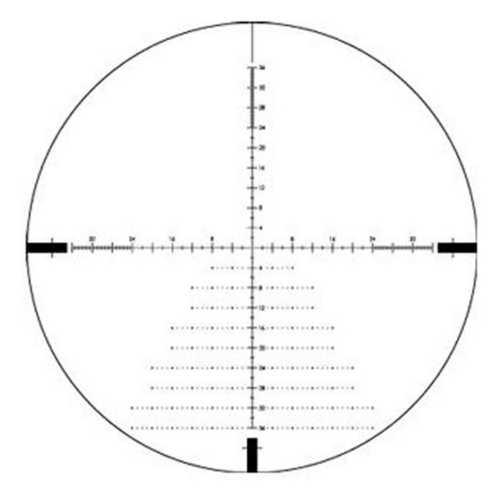 Vortex DiamondBack Tactical 6-24x50 FFP EBR-2C MRAD Riflescope