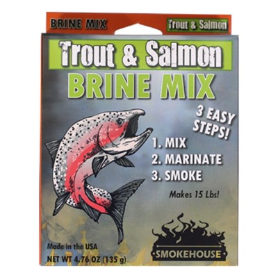 Smokehouse Products Trout and Salmon Brine Mix