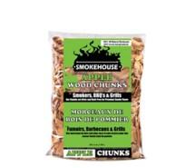 Smokehouse Natural Flavored Wood Chunks