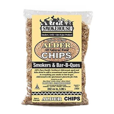 Smokehouse Natural Flavored Wood Chips