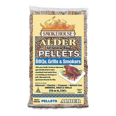 Smokehouse Natural Flavored BBQ Pellets