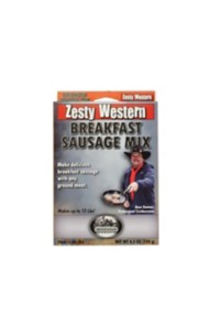 Smokehouse Zesty Western Breakfast Sausage Mix