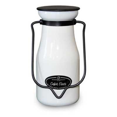 Milkhouse 8oz Cabin Fever Milkbottle Candle