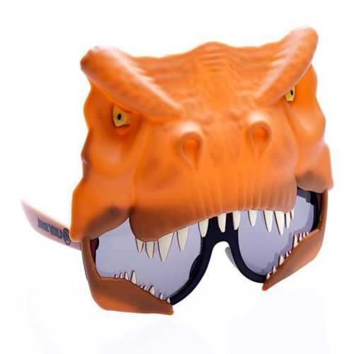 Kids' Sun-Staches Jurassic World T-Rex Sunglasses