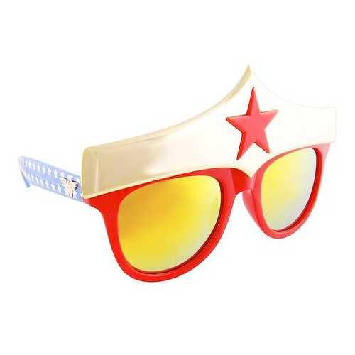 Kids' Sun-Staches Wonder Woman Sunglasses