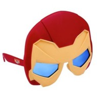 Youth Sun-Staches Marvel Iron Man Sunglasses