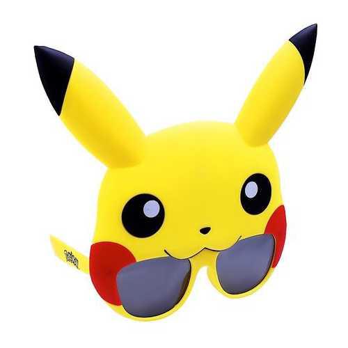 Kids' Sun-Staches Pokemon Pikachu Sunglasses